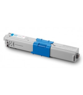 OKI Toner Cartridge Cyan (5k) for C510/530, MC561 (44469724)