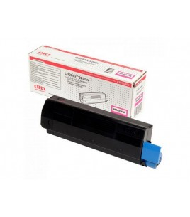 OKI Toner Cartridge Magenta (1.5k) for C3200 (43034806)