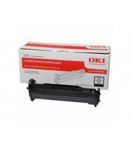 OKI Drum Cartridge Black (15k) for C3300/3400/3450/3600 (43460208)