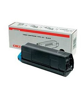 OKI Toner Cartridge Black HC (5k) for C5250/5450/5510/5540MFP (42127457)