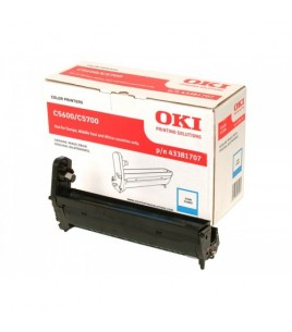 OKI Drum Cyan (20k) for C5600/C5700 (43381707)
