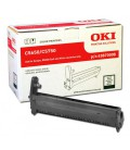 OKI Drum Black (20k) for C5650/C5750 (43870008)