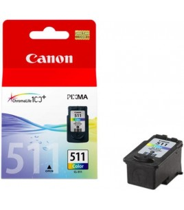 Canon CL-511 Colour Ink Cartridge (2972B001)