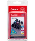 Canon Multi Pack, CLI-526 C-M-Y Ink Cartridges (4541B006)
