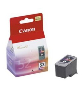 Canon CL-52 Color High Yield Ink Cartridge (0619B001)