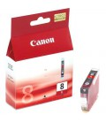 Canon CLI-8R Photo Red Ink Cartridge (0626B001)