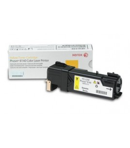 Xerox Yellow Toner Cartridge (2k) for Phaser 6140 (106R01479)
