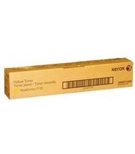 Xerox Yellow Toner Cartridge (15k) for WorkCentre 7120/7125 (006R01458)