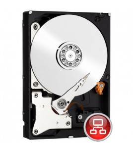 Western Digital Red NASware, 1TB, 3.5 inches, SATA 3, 64MB, Intellipower (WD10EFRX)
