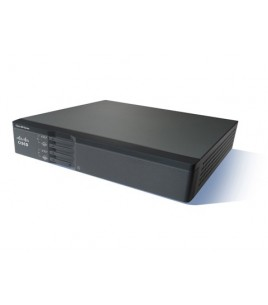 Cisco 867VAE-K9 Secure router, VDSL2/ADSL2+ over POTS (CISCO867VAE-K9)