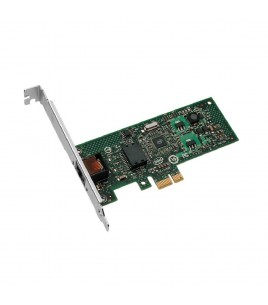 Intel Gigabit CT Desktop Adapter, 1-Port, 1000Mbps, PCI Express, Retail (EXPI9301CT)