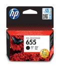 HP 655 Black Ink Cartridge (CZ109AE)