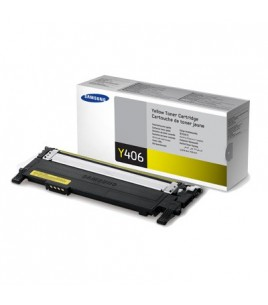 Samsung CLT-Y406S Toner Cartridge (10k) Yellow