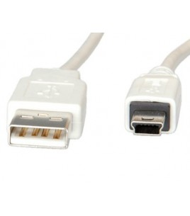 Roline USB V. 2.0 mini cable 5pin 3m (S3143-10)