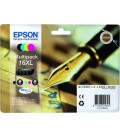 Epson Multipack 16XL DuraBright Ultra Ink Cartridges (C13T16364010)