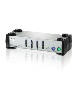 ATEN CS84AC 4-Port PS/2 KVM Switch