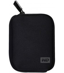 Western Digital My Passport Carrying Case - Black (WDBABK0000NBK/ER)