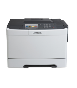 Lexmark CS510DE, Color Laser, A4, Gigabit Ethernet, Duplex (28E0070)