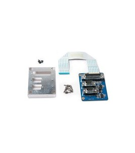 Shuttle PCL69 accessory card 1x Parallel, 2x Serial for the Shuttle All-in-One-PC X50V3 series (POA-PCL69)