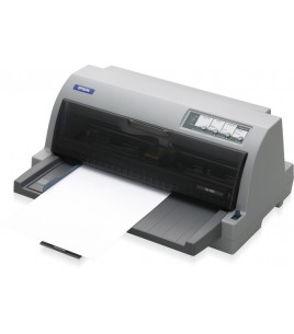 Epson LQ-690 Dot Matrix 24 ακίδων, 106 στήλες, A4, USB, Parallel (C11CA13041)