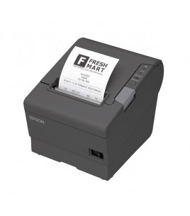Epson TM-T88V-042 Θερμικός εκτυπωτής POS, USB, Serial, Dark Gray (C31CA85042)