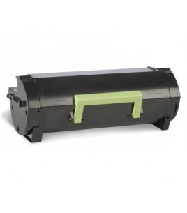 Lexmark 502X Toner Black 10k pages (50F2X00)