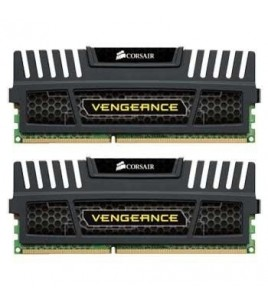 Corsair Vengeance 16GB Kit (2x8GB) DDR3-1600MHz CL10 XMP (CMZ16GX3M2A1600C10)