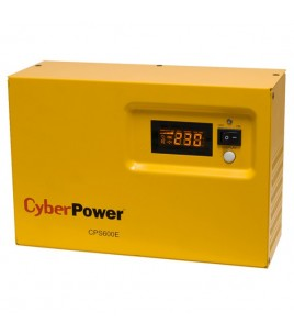 CyberPower Inverter/Emergency Power System (EPS) 600VA/420W, CPS600E