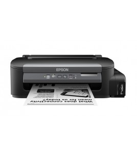 Epson WorkForce M105, A4 Monochrome Inkjet with Ink Tank System (ITS), USB, Wireless (C11CC85301)