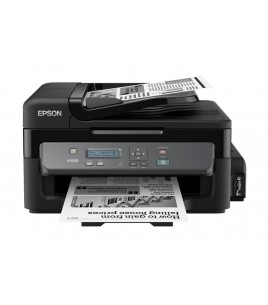 Epson WorkForce M200, A4 Monochrome Inkjet with Ink Tank System (ITS), USB, Ethernet (C11CC83301)