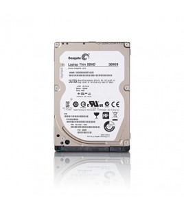 Seagate Laptop Thin SSHD, 500GB, 2.5 inches, SATA III, 64MB, 5400rpm (ST500LM000)