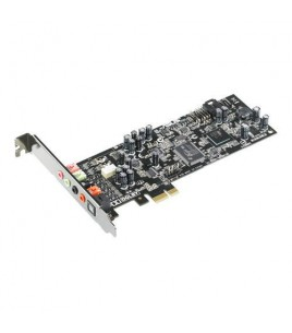 Asus Xonar DGX, 5.1 Channel, PCI-Express, Gaming audio card (90-YAA0Q1-0UAN0BZ)