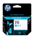 HP 711 29-ml Cyan Ink Cartridge (CZ130A)