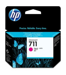 HP 711 29-ml Magenta Ink Cartridge (CZ131A)