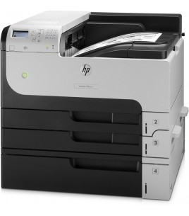 HP LaserJet Enterprise 700 M712xh, Mono Laser, A3, 250GB HDD, Gigabit Ethernet, USB, Duplex (CF238A)