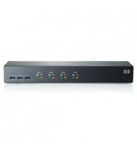 HP 1x4 USB/PS2 KVM Console Switch (AF611A)