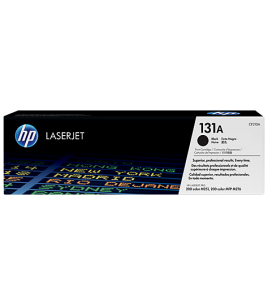 HP Cartridge  Laser No 131A Black LaserJet Toner  (CF210A)