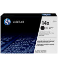 HP Cartridge  Laser No 14X Black Toner (CF214X)