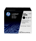 Cartridge HP Laser Q7551X Dual Pack Black (Q7551XD)