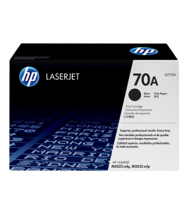 HP Cartridge Laser No 70A Black (Q7570A)