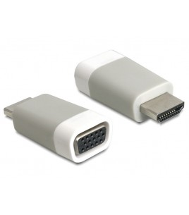 Delock Adapter HDMI-A male to VGA female (65472)