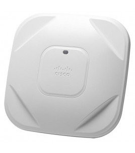 Cisco AIR-CAP1602I-E-K9 Access Point, Dual-band controller-based 802.11a/g/n