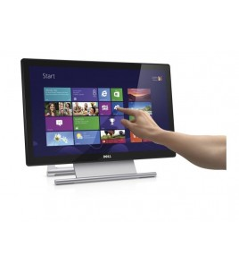 Dell S2240T, 21.5-inch IPS Touch Monitor, 1920x1080, 12ms, DVI, HDMI, VGA, USB2.0 (861-10410)