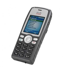 Cisco 7925G ETSI Unified Wireless IP Phone, Battery/Power Supply Not Included (CP-7925G-E-K9=)