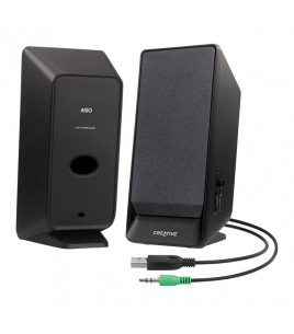 Creative A50 USB-powered 2.0 desktop speakers (51MF1675AA001)