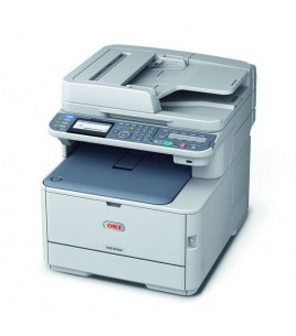 OKI MC562dnw, Color Laser MFP, A4, USB, Ethernet, Wi-Fi, Fax, Duplex