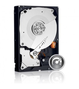 Western Digital Black 1TB, 3.5 inches, SATA III, 64MB cache, 7200rpm, 150 Mb/s (WD1003FZEX)