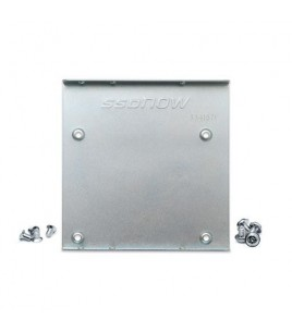 Kingston SNA-BR2/35, 2.5 to 3.5 inches Bracket & two sets of screws for SSD