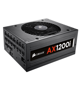 Corsair AX1200i Digital ATX 1200 Watt 80 Plus Platinum Fully-Modular (CP-9020008-EU)