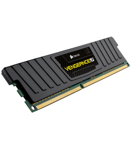 Corsair Vengeance 8GB DDR3 1600MHz LP Memory Kit (CML8GX3M1A1600C10)